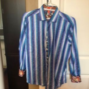 Robert Graham dress shirt